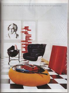 Clockwork Orange. Design for the Future, 1970