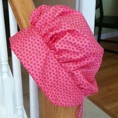 Laura Ingalls bonnet