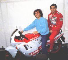 Image - Les engins à moteur de Ayrton Senna - Ayrton SENNA - LE FILM - Skyrock.com