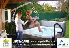Hot Tub Hoist