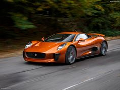 """Jaguar C X75 Bond Concept 2015 (1600x1200) """"I still wonder why this car is not in production?, seeing this fully functional prototype leaves not much speculation that this car would be awesome"""" SORENZEN."""