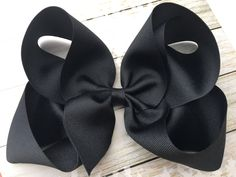 Excited to share this item from my #etsy shop: Hair Bows Navy Hair Bows, Large Hair Bow, Girls Hair Bows, Hair Bow, Big Hair bows, Big Hair Bow, Big Bow, Huge Hair Bows, Uniform Bows