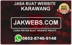 JASA PEMBUATAN WEBSITE DI KARAWANG      Jasa Pembuatan Website Karawang    Jasa pembuatan website di Karawang  WA:0852-8746-9148 jakwebs....