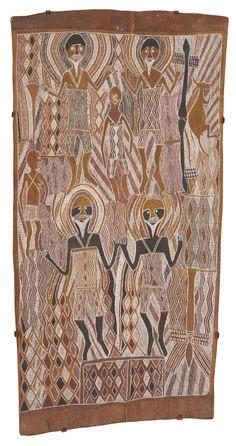 The Four Great Yirritja Lawgivers of Eastern Arnhem Land