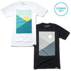 DAY & NIGHT (2 Shirt Set) | Ugmonk