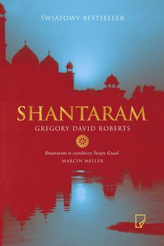 Shantaram by Gregory David Roberts Book Club Books, Good Books, Books To Read, My Books, Amazing Books, Gregory David Roberts, Books Everyone Should Read, I Love Reading, Inspirational Books