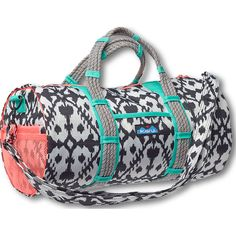 Bitsy Duffel Bag Arror #KAVU at RockCreek.com