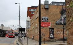 Roa Street Art in East London