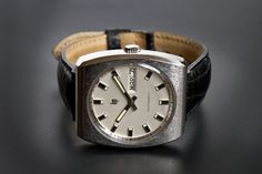 SOLD //   eBay | COLLECTOR - Montre LIP Day/date Automatic 1969  #watch, #vintage, #french, #collectible, #ebay
