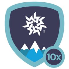 Keystone Resort Badge