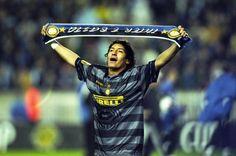 Ivan Zamorano en el Inter de Milán