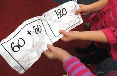 Crumple up bits of paper (snowballs) and hide them around them room. The children have to find the snowballs, unravel them and find someone who matches.