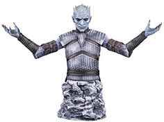 Game of Thrones White Walker The Night's King Bust Limited Edition