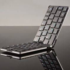 We Liked this on Instagram...@milesgadgets: Flyshark Folding Keyboard http://amzn.to/1ycKjdg  Flyshark Keyboard is an ultrathin folding keyboard style and new in design. It is workable with each IOS and Android system. You can use it all over the place by carrying it in your pocket and luxuriate in fast and clean enter with the complete measurement keyboard.  Flyshark keyboard is made with Broadcom Bluetooth chip which is low in energy consumption and assure very long time of use in your…