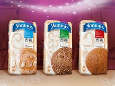Yammix / Bread, magically! by BrandTailors, via Flickr