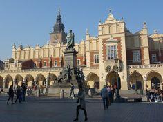 Cloth Market Hall, Krakow, Poland