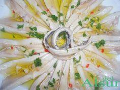 La cocina malagueña-Alsurdelsur: Boquerones en vinagre
