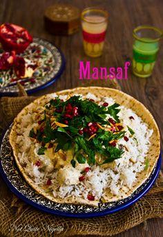 Recipe from Jordan: Mansaf