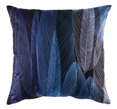Kas Feather 45x45cm Filled Cushion Lavender