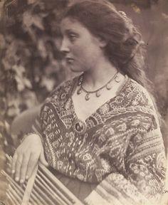 Sappho,+Julia+Margaret+Cameron,+1865 +