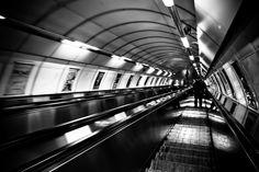 Prague Subway - Prague www.federicovenuda.it