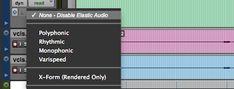 A-Z Of Pro Tools - E Is For Elastic Audio, Edit Mode AndExport ||| Pro Tools Expert - AVID Pro Tools Community
