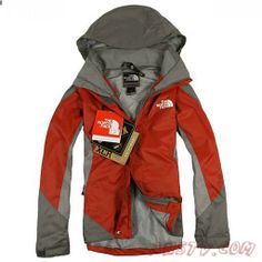 2014 The North Face Gore Tex XCR Femmes Veste Wine Rouge Sortie TNF2757