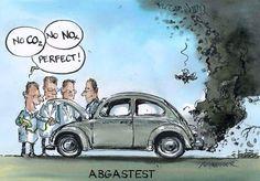 Volkswagen smog test