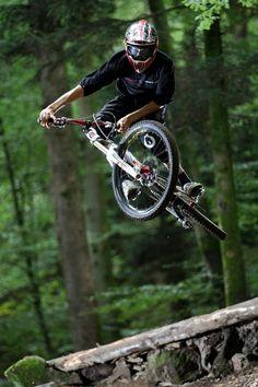 Freeride Mountain Bike, Mountain Bike Action, Moutain Bike, Mountain Biking, Mtb Downhill, Mtb Bike, Bicycle, E Skate, Bike Photography