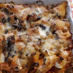 Ricetta Lumaconi alla parmigiana - La Ricetta di GialloZafferano