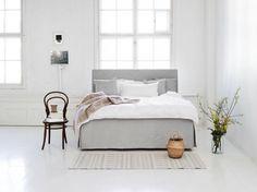 Sisustusvinkit: Sängynpäädyn ja helmalakanan valinta