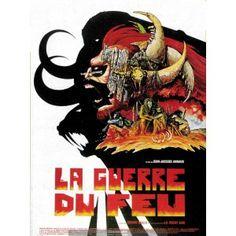 """""""La Guerre du feu"""" de Jean-Jacques ANNAUD (1981) - CINEMA"""