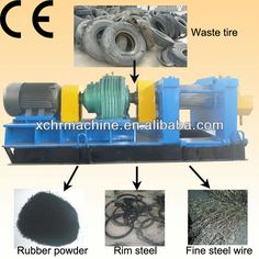 Rubber cracker mill Can make 5 to rubber powder With CE certification 2 years guarantee period Tyres Recycle, Recycled Tires, Plastic Waste Recycling, Recycling Machines, Save Energy, Powder, Period, Purpose, Scrap