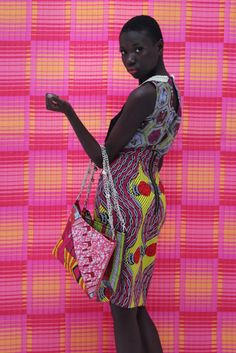 Lookbook: Nigerian Fashion Brand, Design For Love Presents Spring/Summer 2014 Pop Art Collection