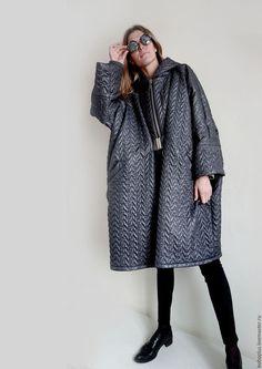 64c1b20047f1 Утепленное пальто свободного кроя  Краков  в интернет-магазине на Ярмарке  Мастеров. Польский
