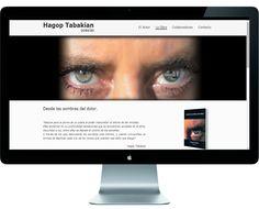 Hagop Tabakian Poesias | diseño web + contenidos + creatividad + gestión dominio + hosting. www.hagoptabakian.com.ar