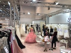 Many thanks to all who made the #european#bridal#week #fair so successful for us...