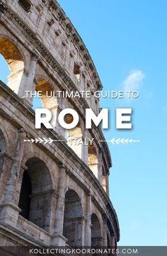 Kollecting Koordinates - Rome