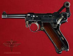 1908 Navy Luger Rig