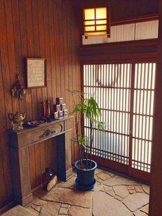 京都山科にあるお家へ遊びに行った。とても古い日本家屋。 改めて素晴らしいと実感。
