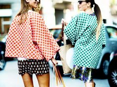 The Amazing Perks Of Having A Stylish BFF via @WhoWhatWear