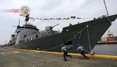Filipinas: Duterte ordena tropas para ocuparem recifes do Mar da China Meridional. As Filipinas pretendem afirmar sua reivindicação sobre as ilhas, recifes