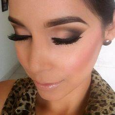 makeup prom makeup