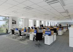 open space office - Google zoeken