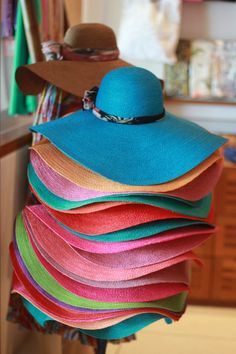 Don't forget a massive sunhat! (Unless you're staying at the Four Seasons – whose gift shop has you covered)