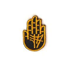 Palm Reader Sticker Patch