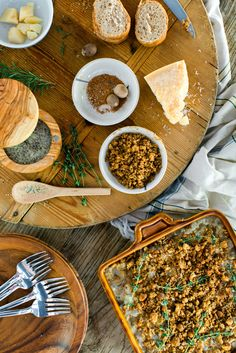 Vidalia Onion Bake with Homemade Bread Crumbs recipe Waiting on Martha Onion Casserole, Cheesy Hashbrown Casserole, Chilaquiles Verdes Recipe, Verde Recipe, Poblano, Vidalia Onions, Slow Cooked Meals, Vegetable Side Dishes, Bread Crumbs