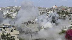 """Egipto propone un plan para """"alto el fuego entre Hamás e Israel"""" - http://notimundo.com.mx/mundo/egipto-comunicado-fin-ofensiva/8744"""