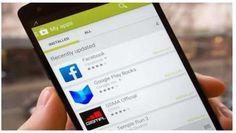 Cómo Actualizar Aplicaciones Android con notificaciones perdidas