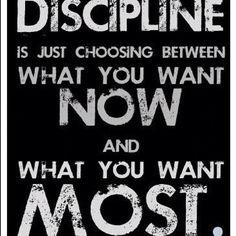 #discipline via @chriskurk85 on #Instagram